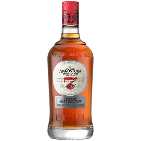 Angostura Caribbean Rum 7 Years 0,7l