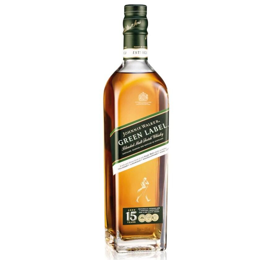 Johnnie Walker Greenlabel 0,7l