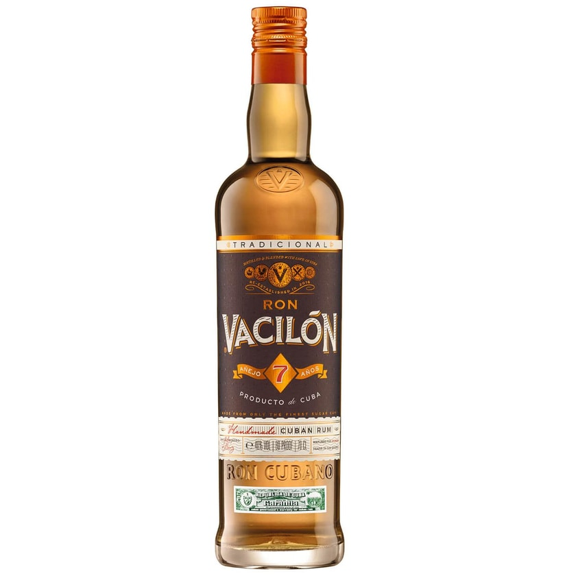 Ron Vacilon Anejo 7 Anos 0,7 L