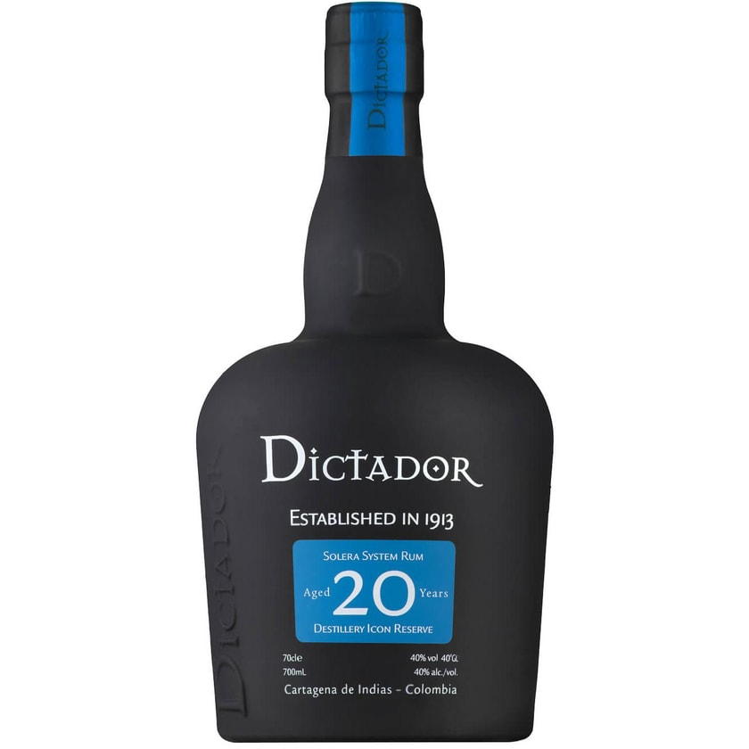 Dictador 20 Years 0,7l