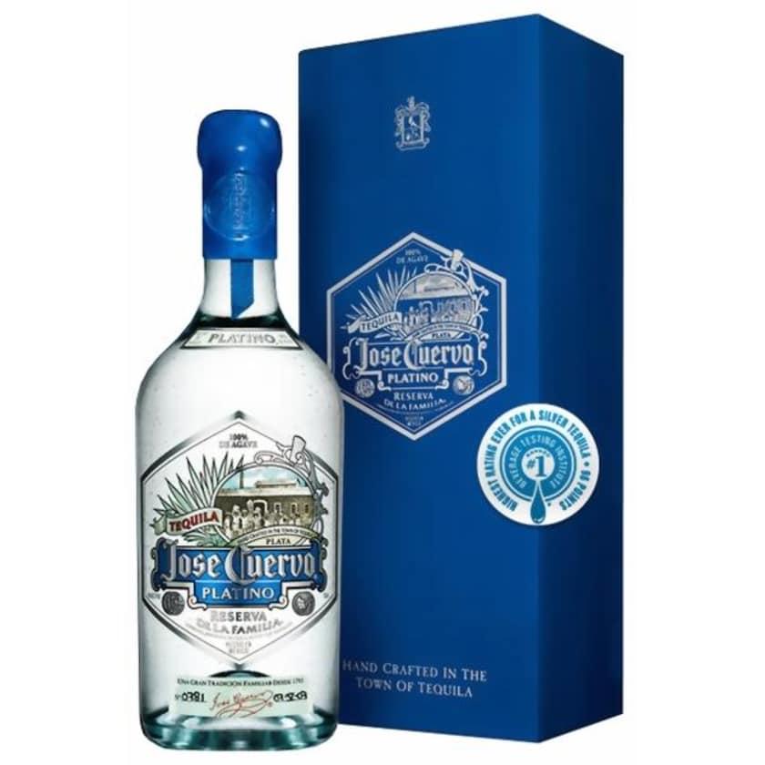 Jose Cuervo Tequila Platino 0,7l