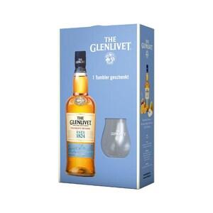 The Glenlivet Founders Reserve GP mit 1 Nosingglas gratis 0,7 L