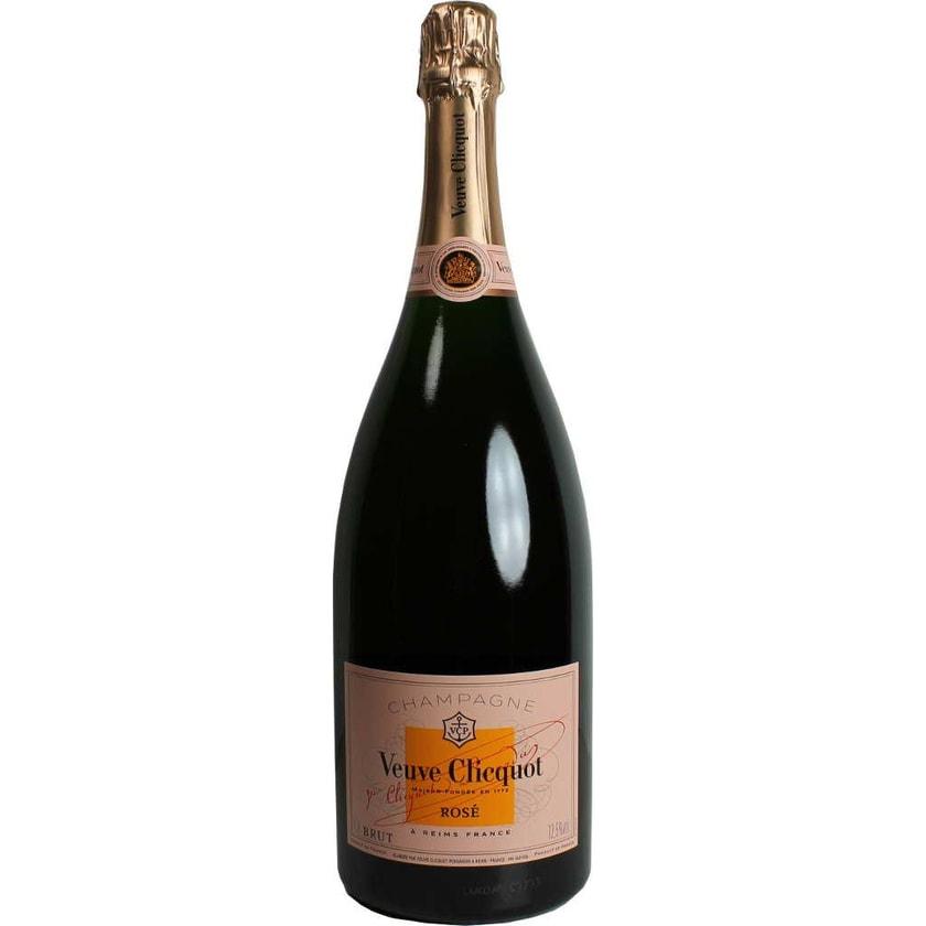 Veuve Clicquot Champagner Rose 1,5 Liter Magnum