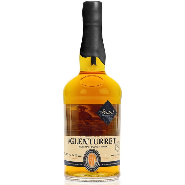 Glenturret Peated Scotch Single Malt 0,7 L