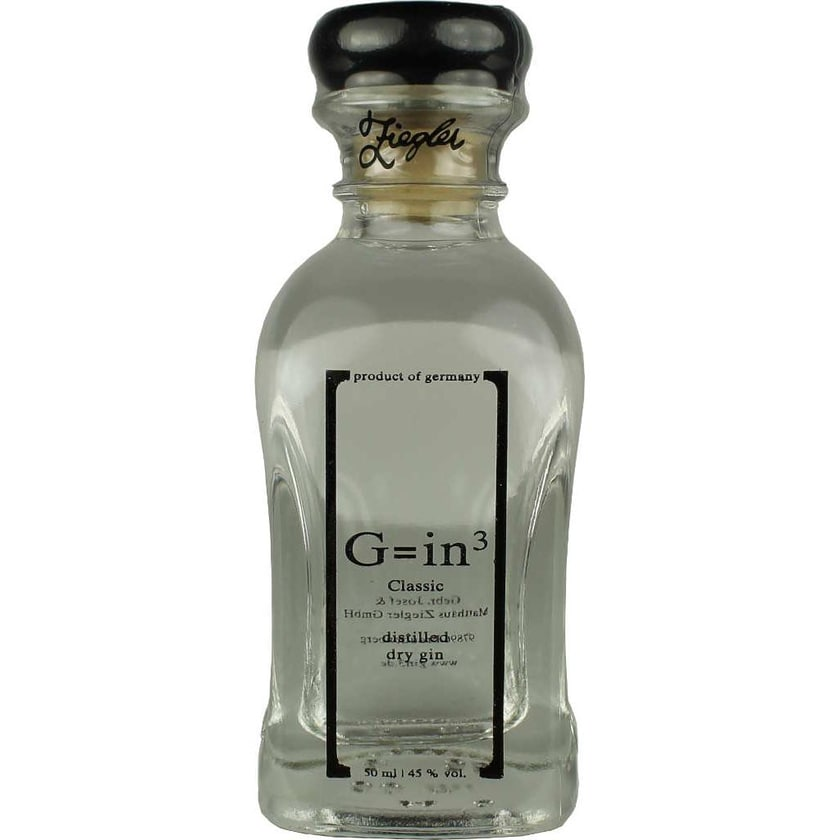 Ziegler Gin3 Classic Mini 5cl