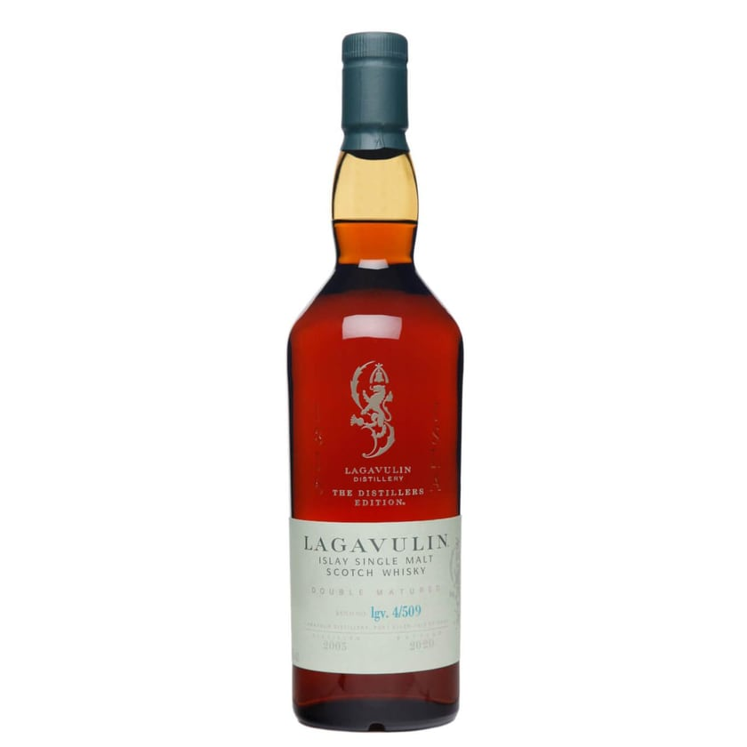 Lagavulin Distillers Edition 2020 Islay Whisky 0,7 L