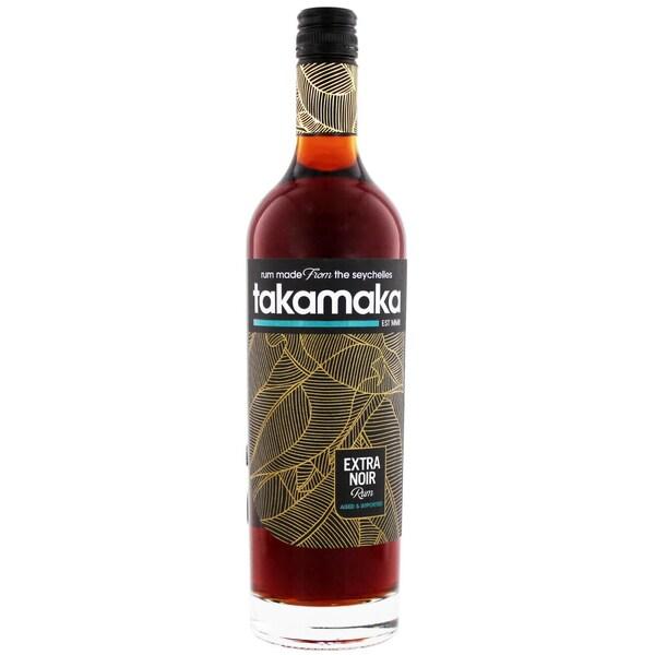 Takamaka Extra Noir Aged Rum 0,7 L