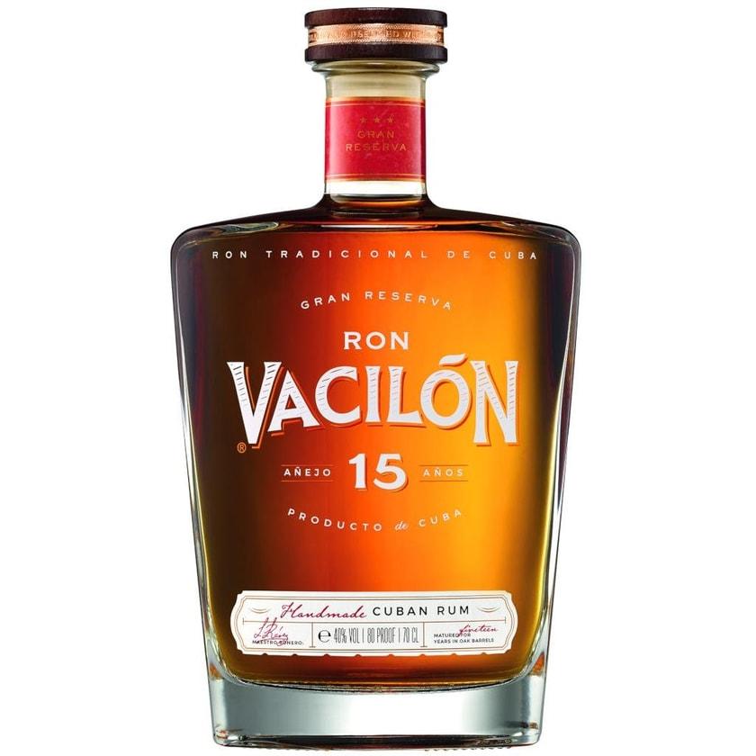 Ron Vacilon Rum 15 Jahre 0,7l