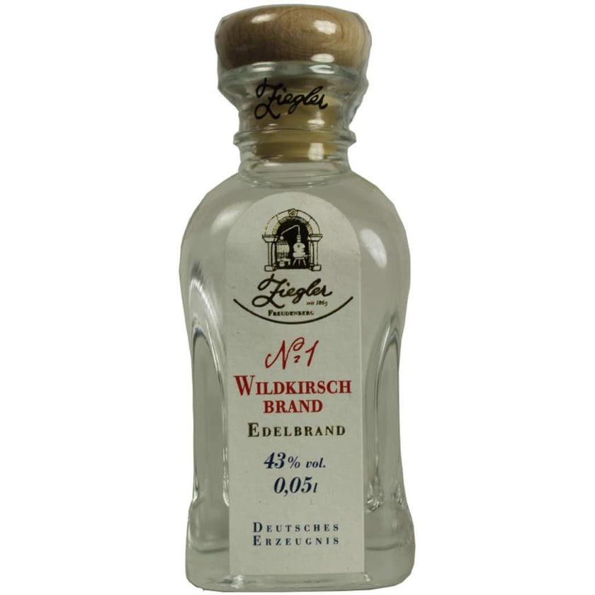 Ziegler Wildkirsche Nr.1 Mini 5cl