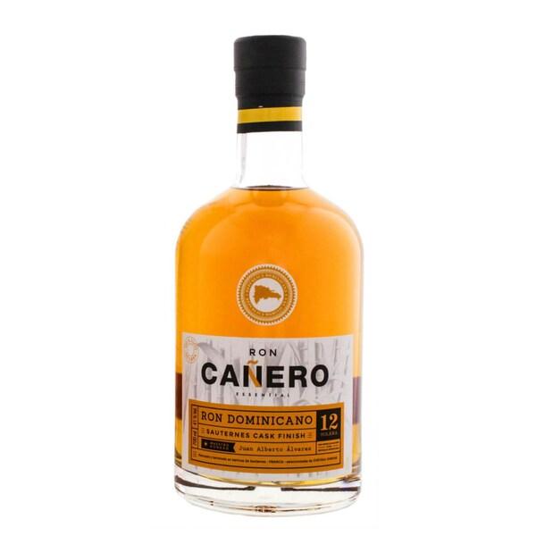 Ron Canero Essential Rum 12 Jahre Sauternes Cask Finish 0,7 L