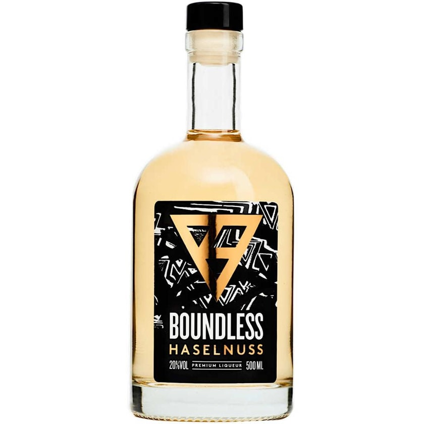Boundless Haselnusslikör 0,5 l