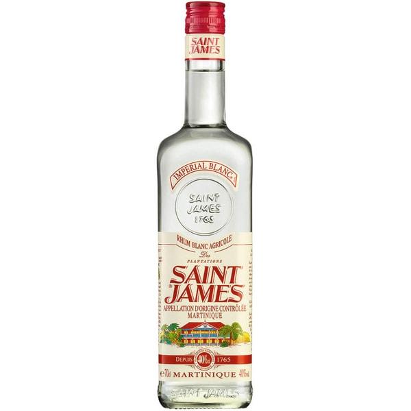 Saint James Imperial Blanc Rum 0,7l