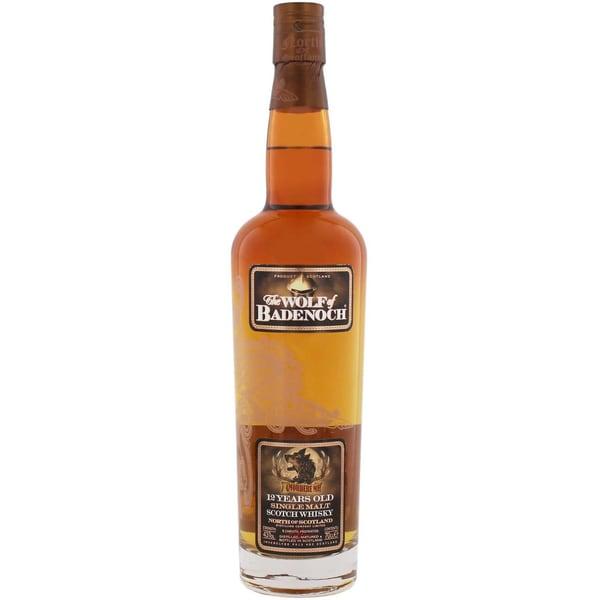 The Wolf of Badenoch 12 Jahre Single Malt Whisky 0,7 L