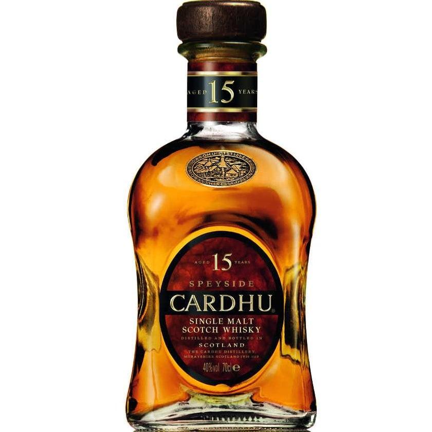 Cardhu Whisky 15 Jahre 0,7l