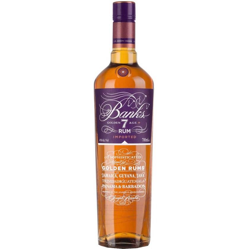 Banks 7 Golden Age Rum 0,7l