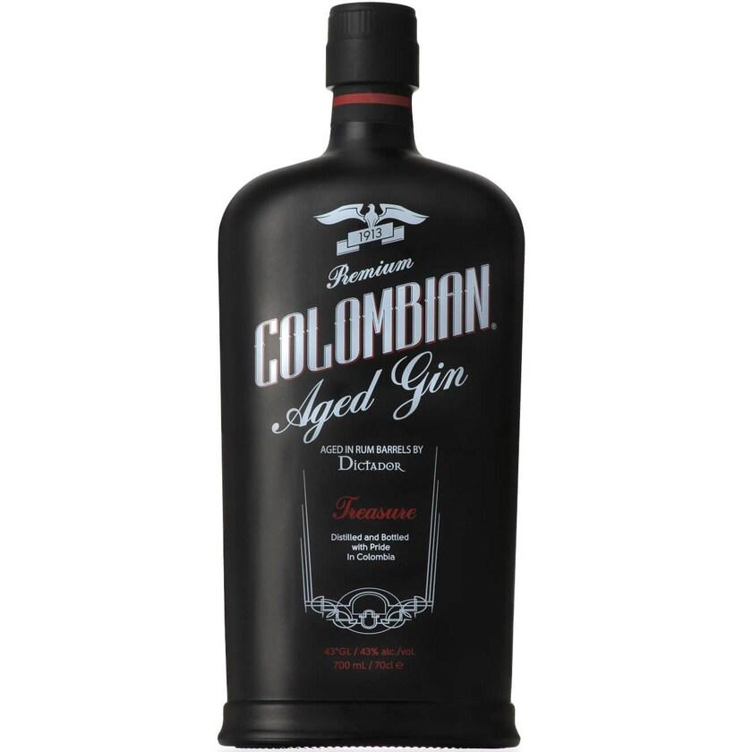 Dictador Treasure Colombian Gin 0,7l