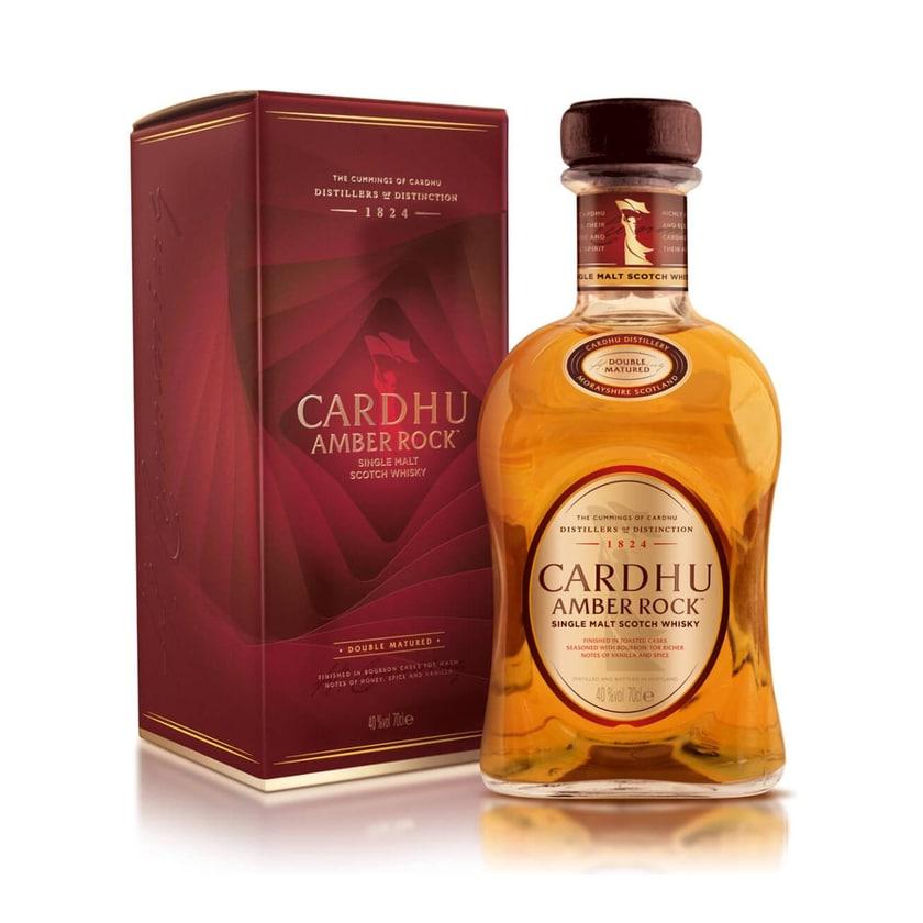 Cardhu Amber Rock 0,7 L