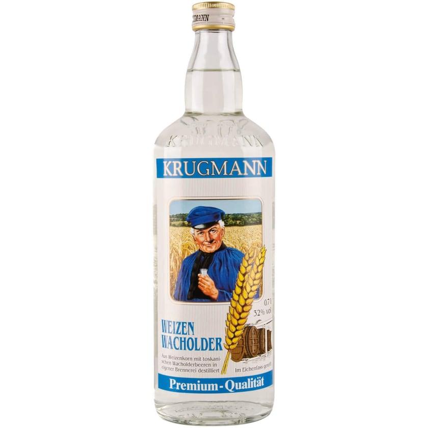 Krugmann Weizenwacholder 0,7 L