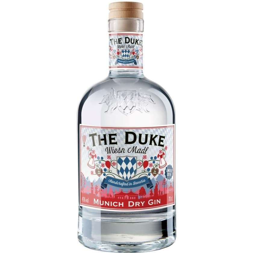 The Duke Gin Wiesn Edition Madl 0,7l