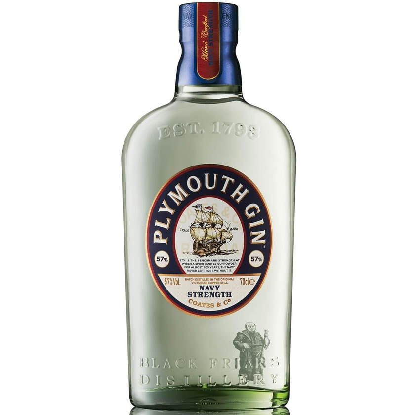 Plymouth Gin Navy Strength 0,7l