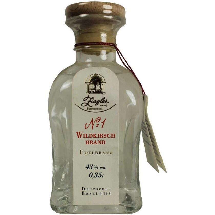 Ziegler Wildkirschbrand Nr.1 0,35l