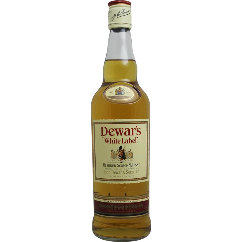 Dewars Whisky White Label 0,7l