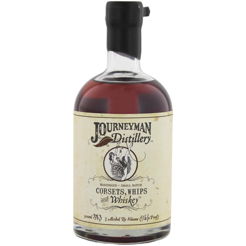 Journeyman Corsets Whips Whiskey 0,5 L