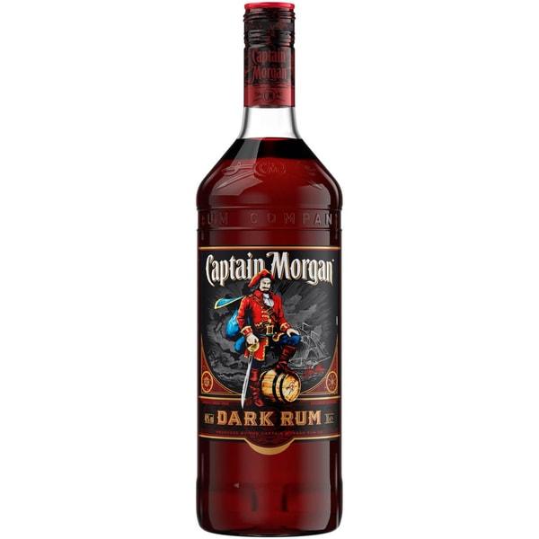Captain Morgan Black Label 1 L