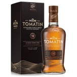 Tomatin 18 Years 0,7 L