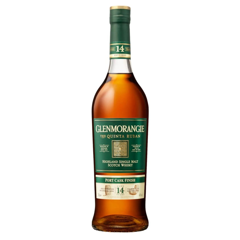 Glenmorangie Quinta Ruban 0,7l