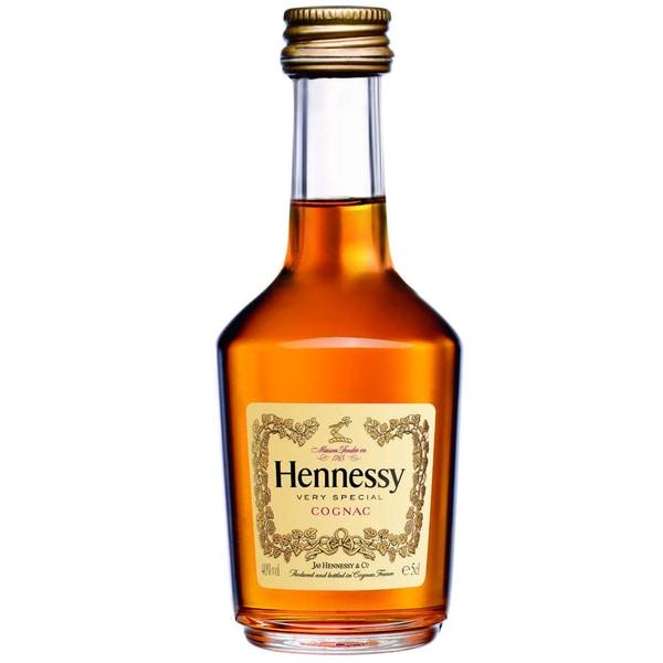 Hennessy V.S. Very Special Miniatur 0,05 L