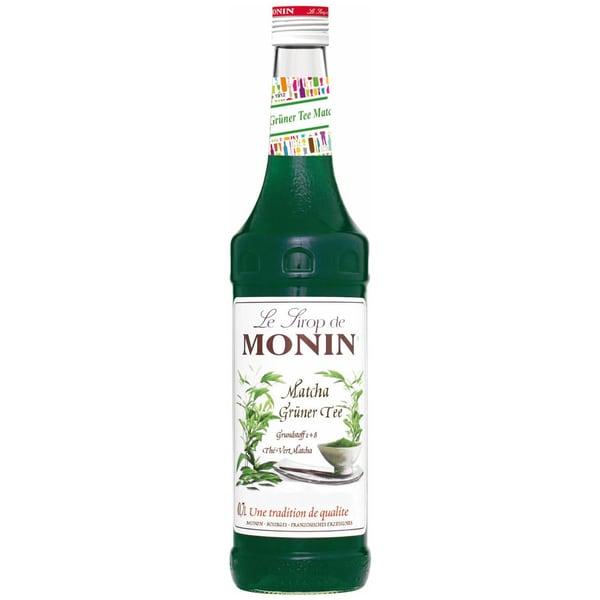Monin Sirup Matcha Grüner Tee 0,7l