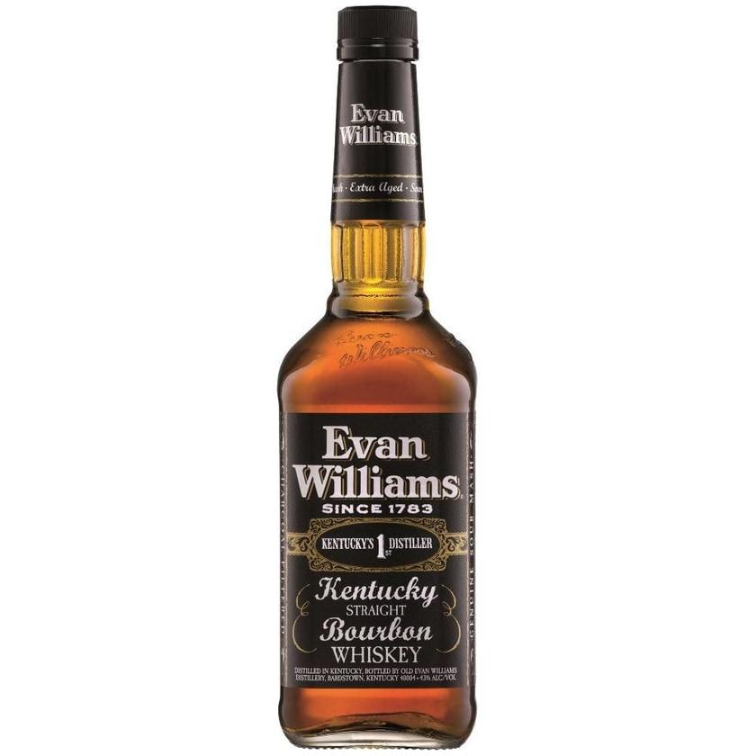 Evan Williams Bourbon Whiskey 0,7l