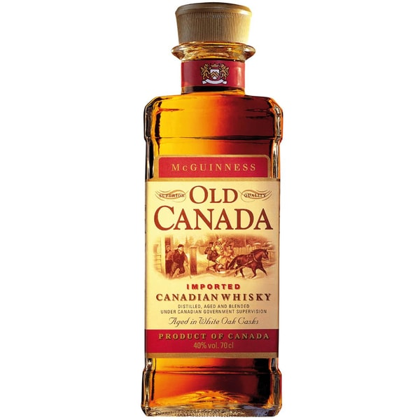 McGuinness Old Canada 0,7 L
