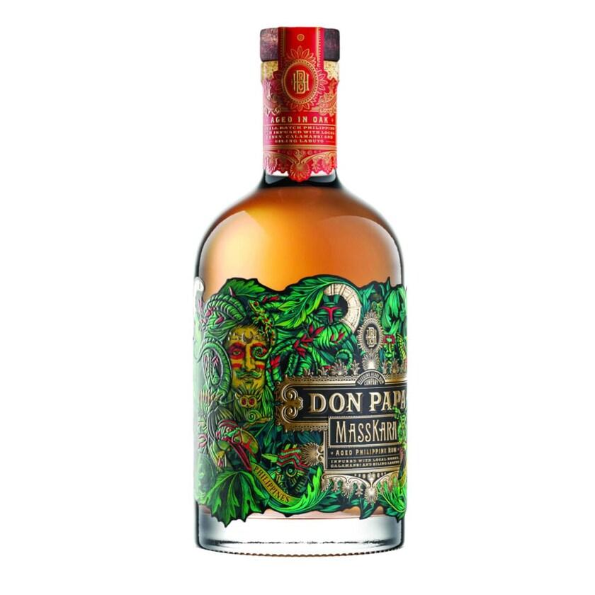 Don Papa MassKara Rum 0,7 L