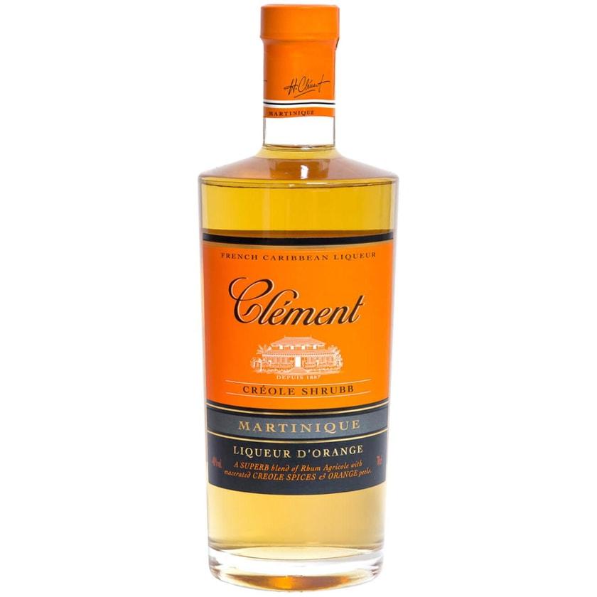 Clement Creole Shrubb Liqueur D'Orange 0,7 L