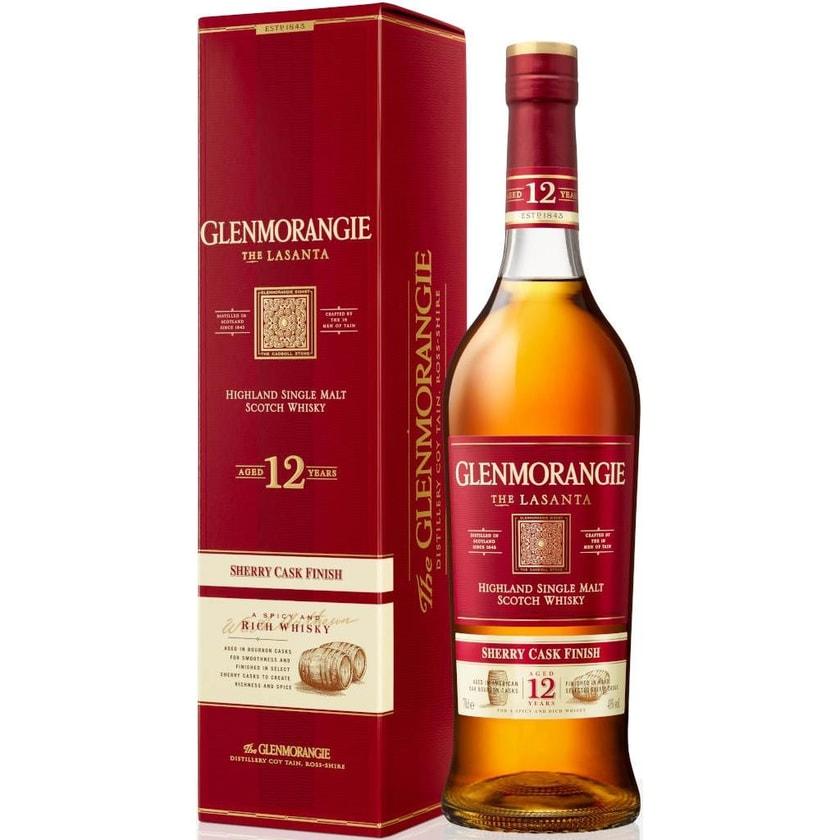 Glenmorangie Whisky Extra Matured The Lasanta 0,7l