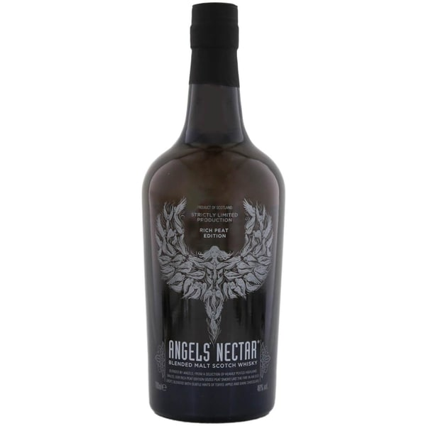 Angels Nectar Blended Malt Whisky Rich Peat Edition 0,7 L