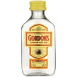 Gordons Special London Dry Gin Mini 0,05 L