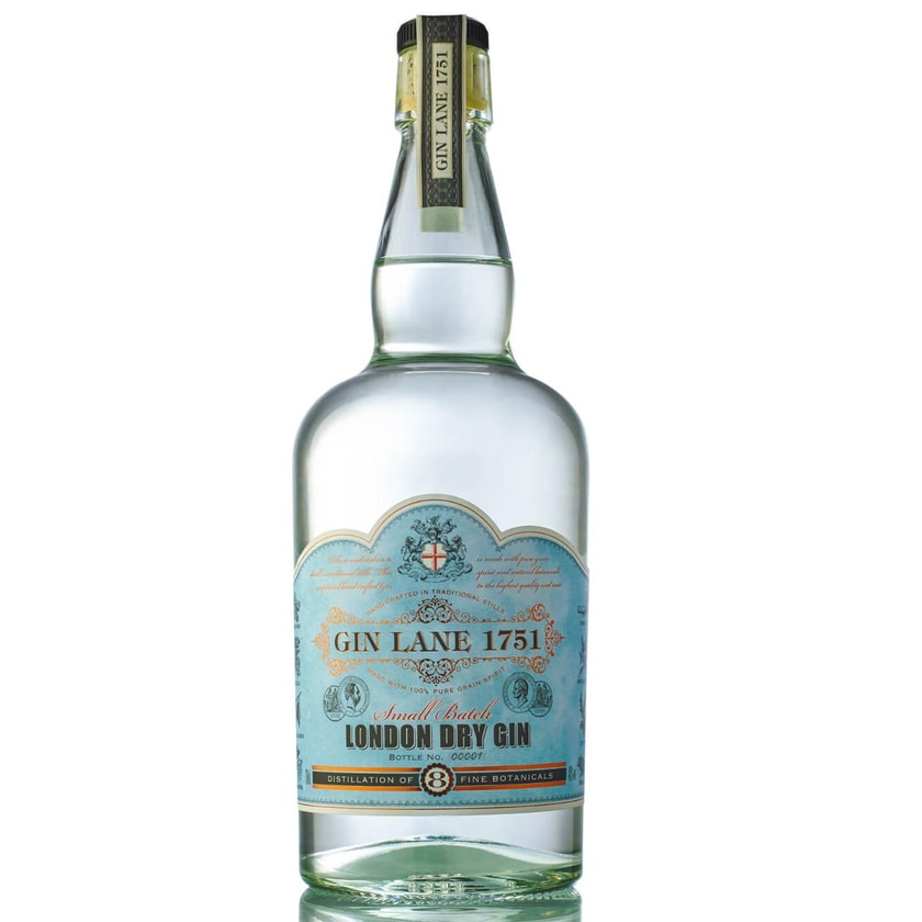 Gin Lane 1751 London Dry Gin 0,7 L