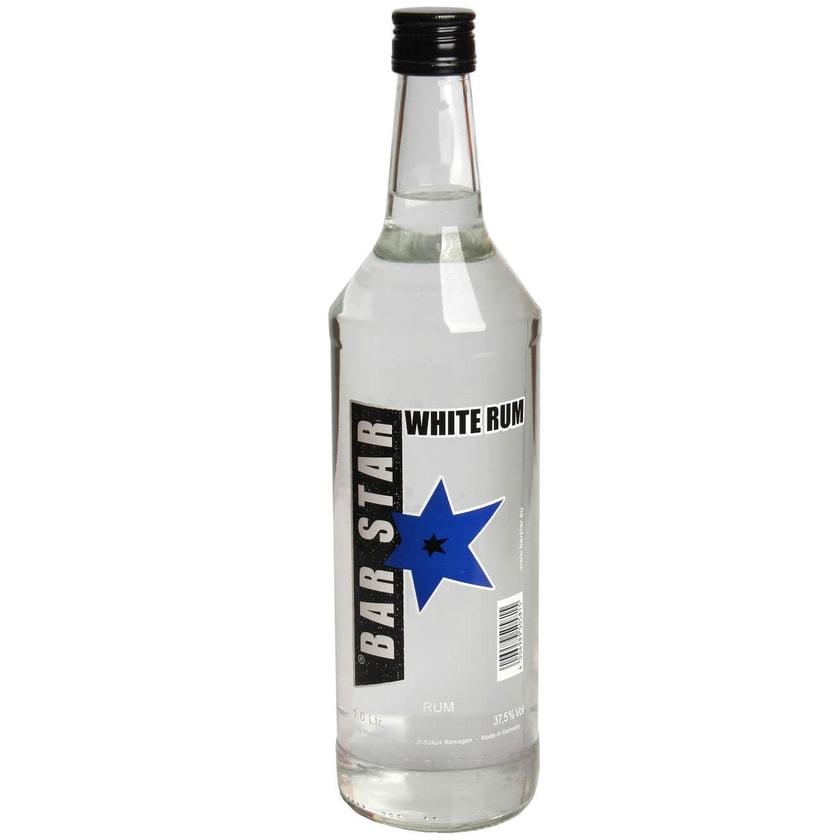 Bar Star White Rum 1 L