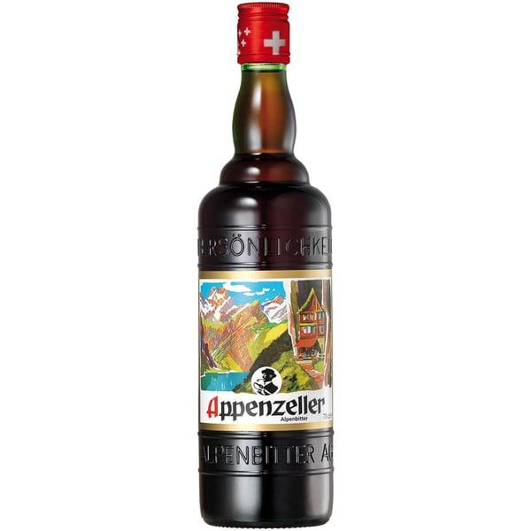 Appenzeller Alpenbitter Kräuterlikör 0,7l