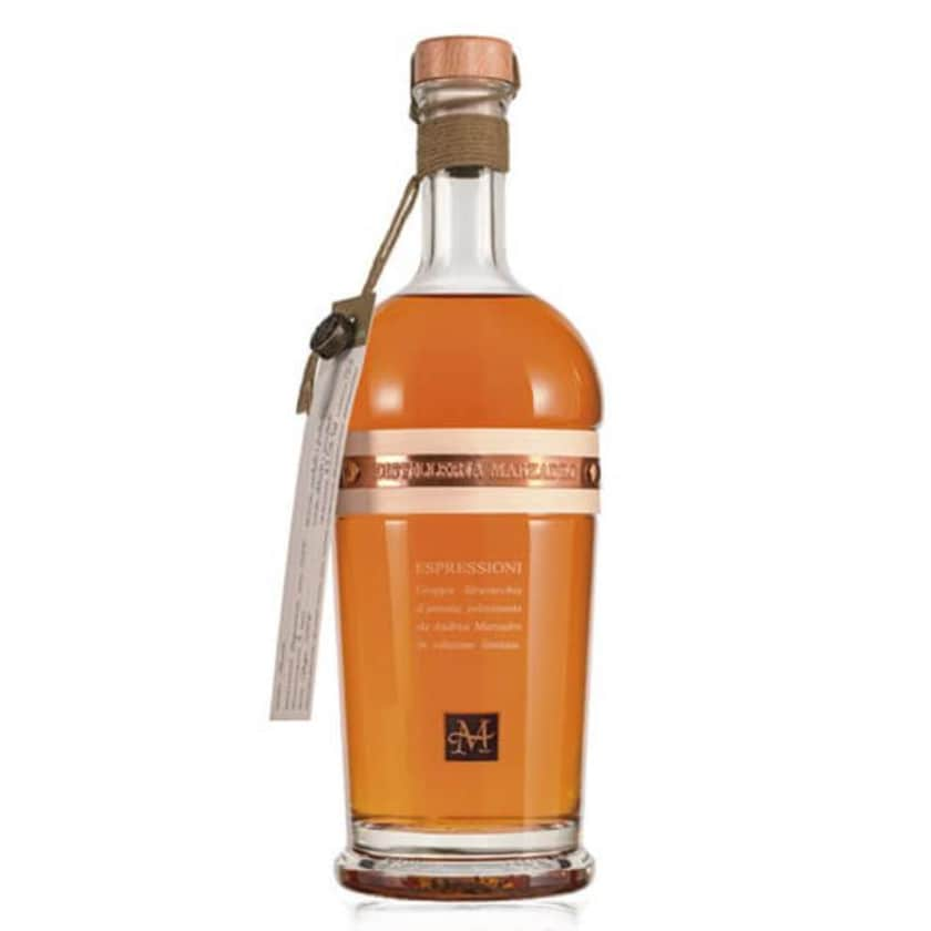 Marzadro Grappa Espressioni Aromatica 0,7 L
