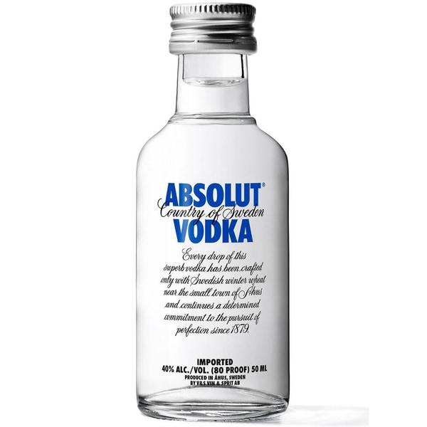 Absolut Vodka Blue Mini 0,05l