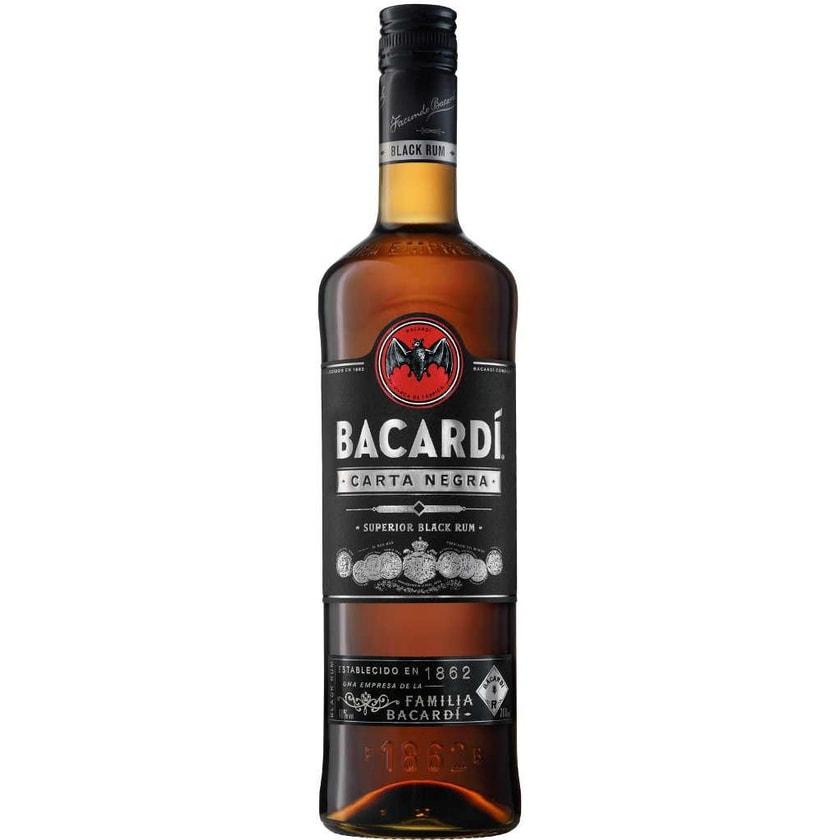 Bacardi Carta Negra 0,7 l