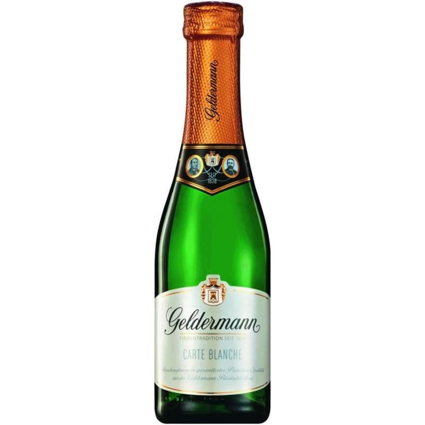 Geldermann Carte Blanche 0,2 Liter Piccolo