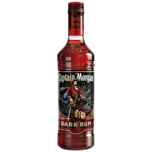 Captain Morgan Black Label 0,7l