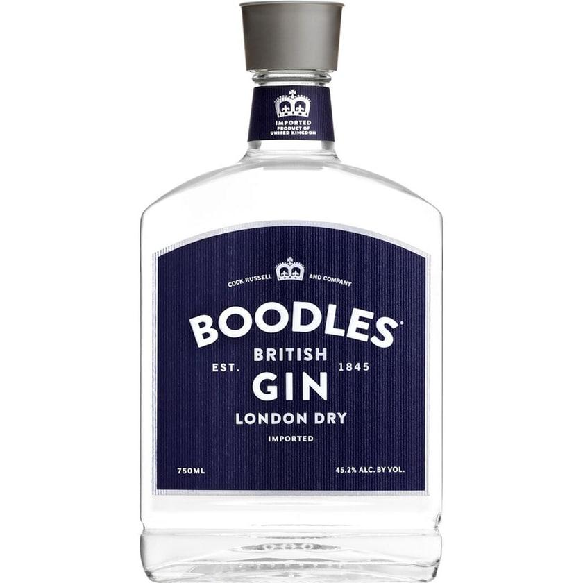 Boodles Gin 0,7l