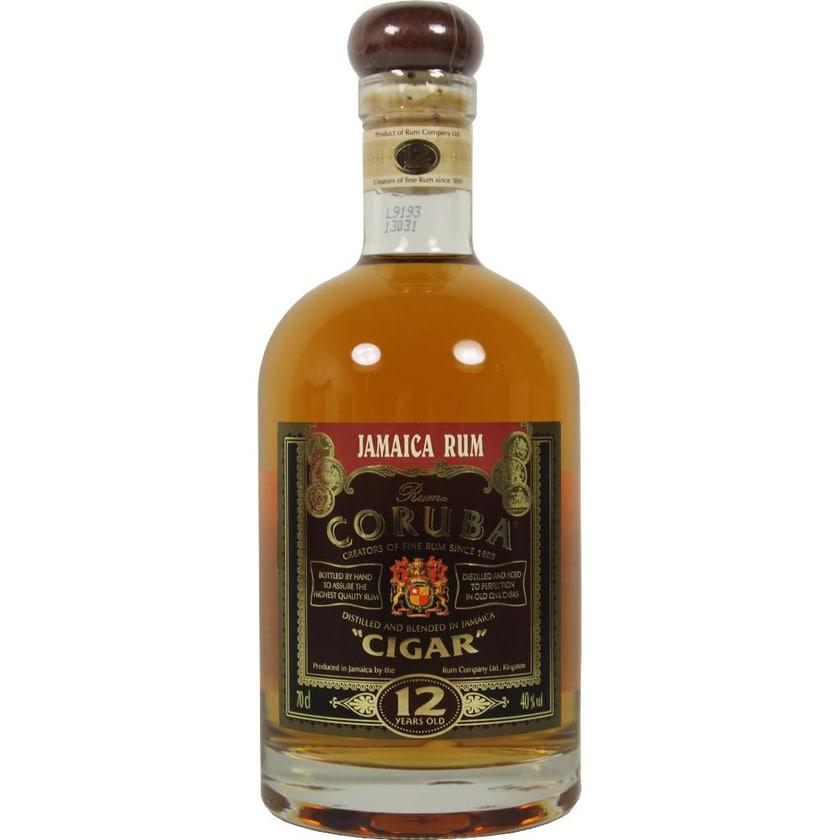 Coruba Cigar Rum 12 Jahre 0,7l