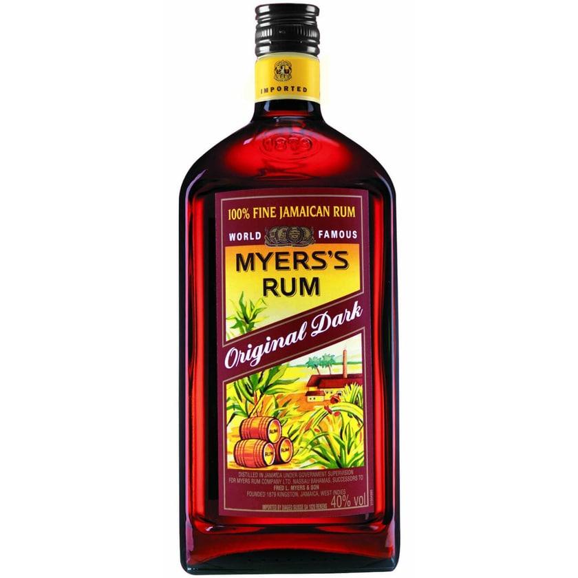 Myers Brauner Jamaica Rum 1l